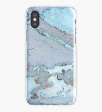 Blue Granite iPhone Case/Skin