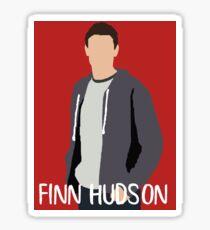 Finn Hudson | Glee Sticker