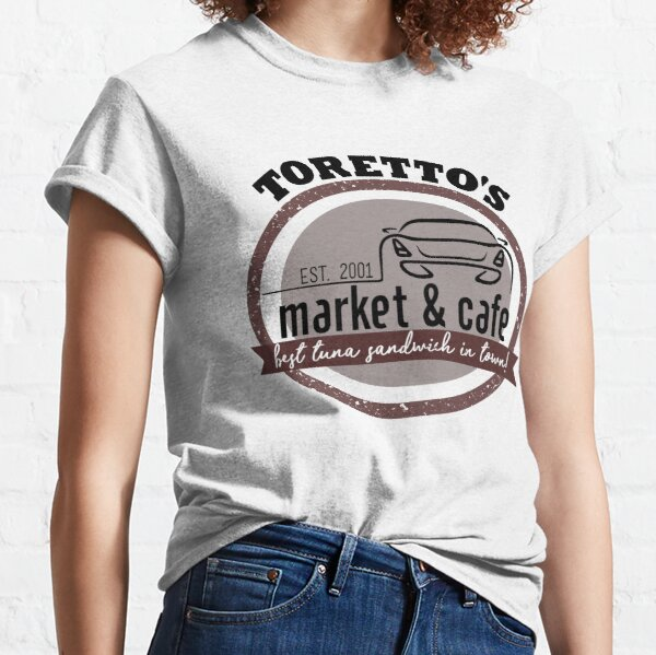 Toretto's Market and Cafe Classic T-Shirt