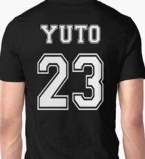 Adachi Yuto, #23 Unisex T-Shirt