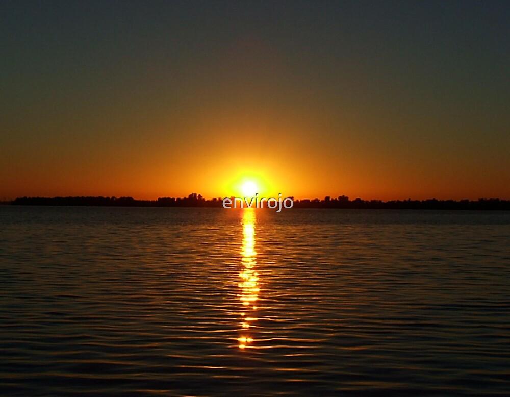 Mulwala Sunset by envirojo