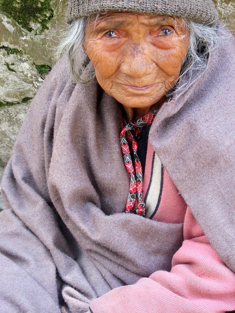 1 indian lady by Sasha Mihalova