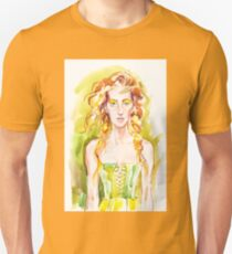 A summer girl Unisex T-Shirt