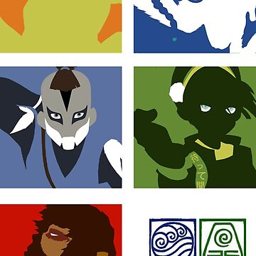 """The G""""AANG"""" by thatKONNORguy"""