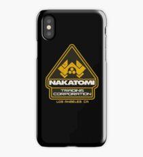Nakatomi Trading Corporation.  iPhone Case/Skin