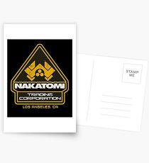Nakatomi Trading Corporation.  Postcards
