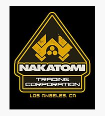 Nakatomi Trading Corporation.  Photographic Print
