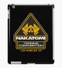 Nakatomi Trading Corporation.  iPad Case/Skin