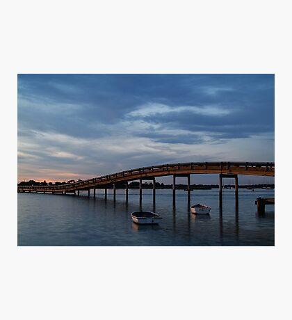 Swan Bay, Queenscliff Photographic Print