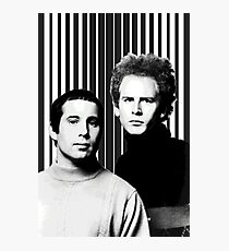 Simon & Garfunkel Photographic Print