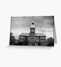 Coneyhill Hospital, Gloucester. Greeting Card