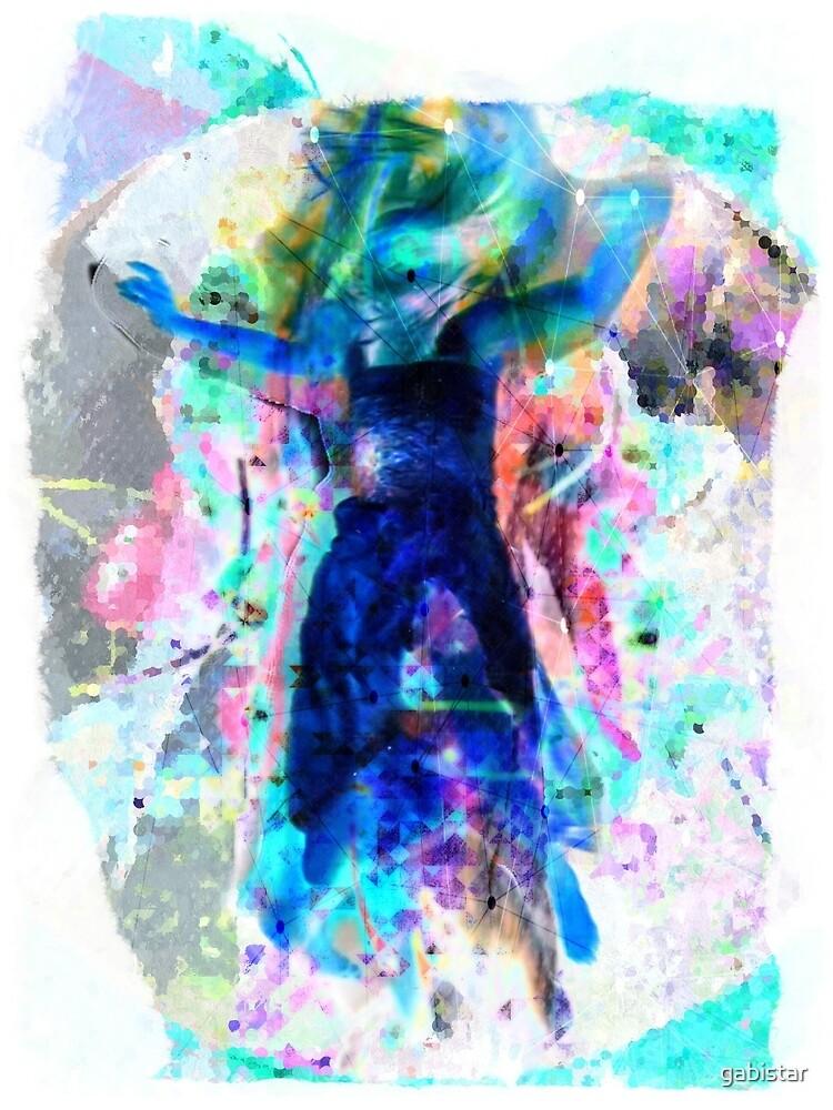 White Dream Dancer by gabistar