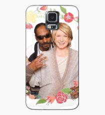 Snoop und Martha Hülle & Klebefolie für Samsung Galaxy