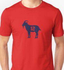 Goat 12 Brady Unisex T-Shirt
