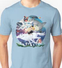 Camiseta unisex Studio Ghibli