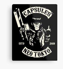 tetsuo Metal Print