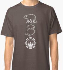 Bears. Beats. Battlestar Galactica Classic T-Shirt
