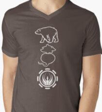 Bears. Beats. Battlestar Galactica T-Shirt
