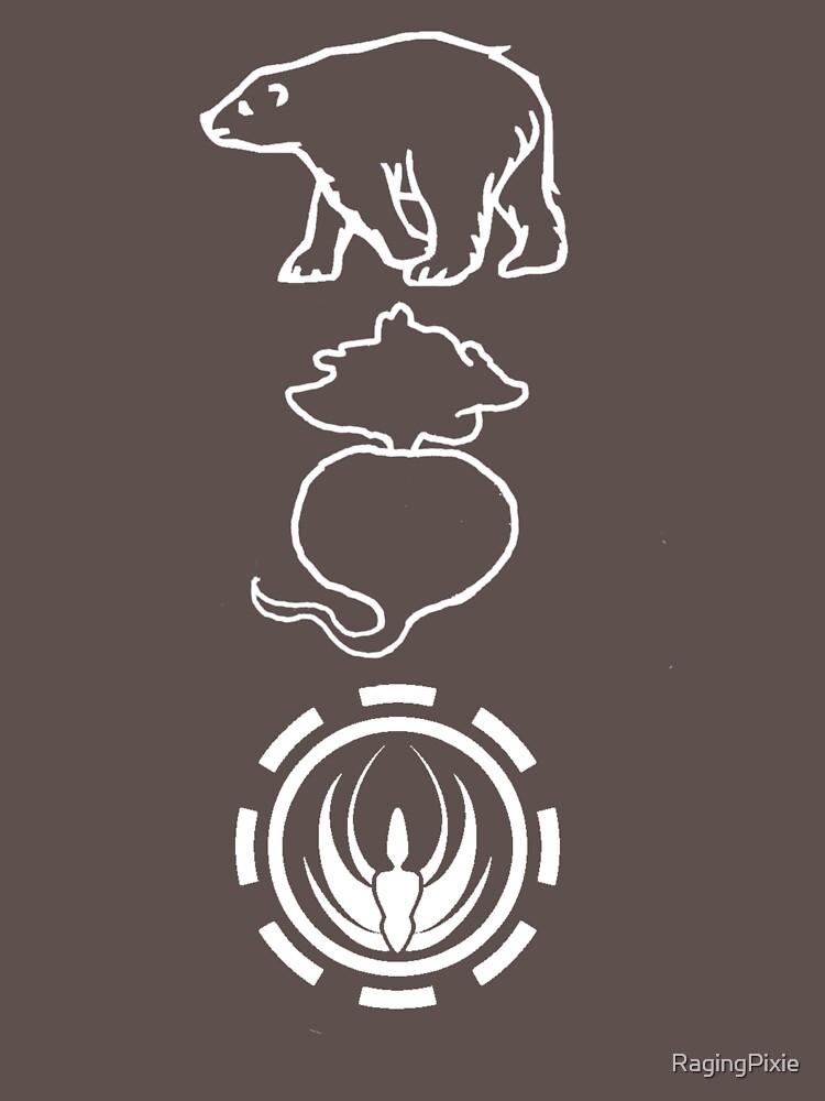 Bears. Beats. Battlestar Galactica | Unisex T-Shirt