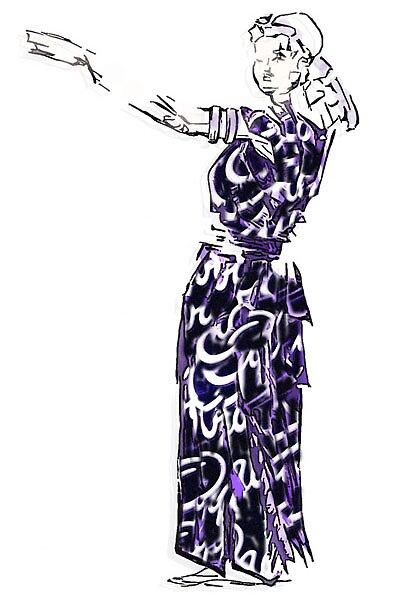 Cadbury's dress by nmknowles