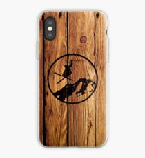 skiing 1 iPhone Case