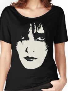 Siouxsie Sioux Face T-shirt for Women. XS to XL