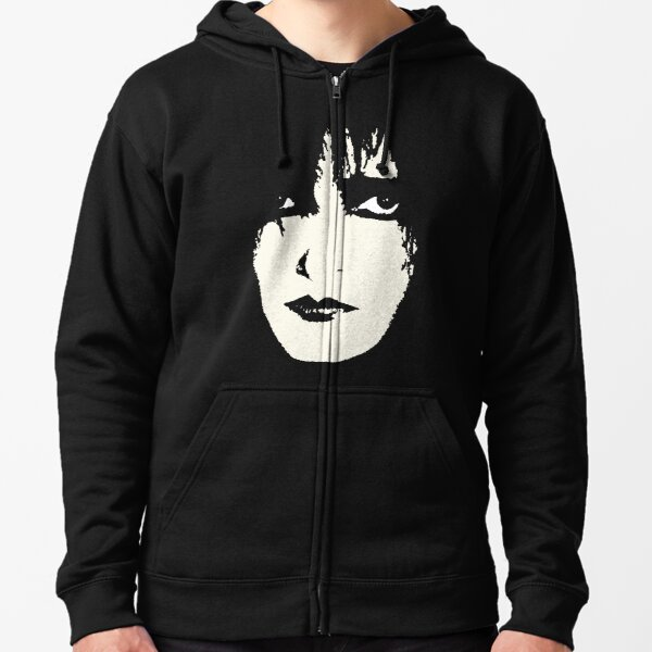 Siouxsie 2 Zipped Hoodie