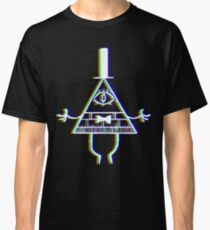 Bill Cipher - Anaglyph Classic T-Shirt