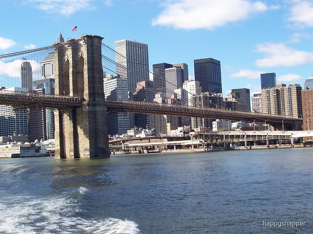 Brooklyn Bridge by happysnapper