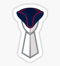 Minimalist Super Bowl 51 Sticker