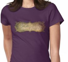 Do I Need Sense Or Sensibility? Womens Fitted T-Shirt