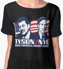 Tyson/Nye Chiffon Top