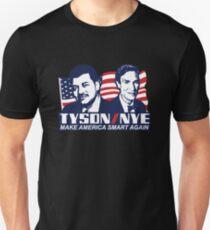 Tyson/Nye Unisex T-Shirt
