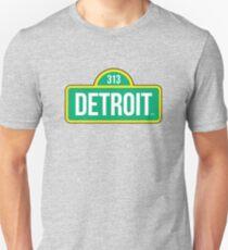 Detroit Street Live Unisex T-Shirt