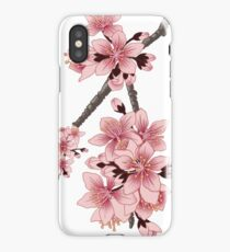 Cherry Blossom Branch iPhone Case/Skin
