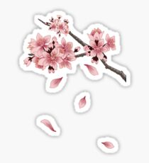 Cherry Blossom Branch Sticker
