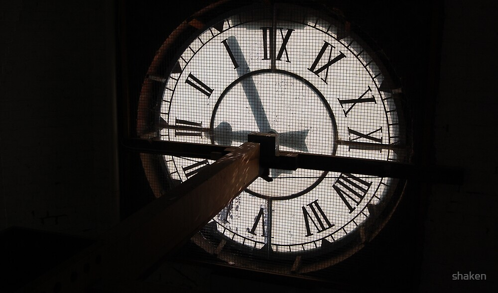 Inside Time by shaken
