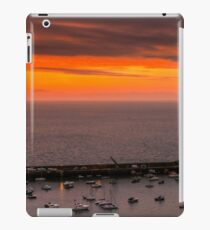 Gorey from above iPad Case/Skin