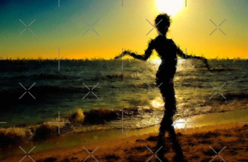 Sunset Dancer by Tony Anastasi