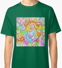 Primal painting #DeepDream #Art Classic T-Shirt