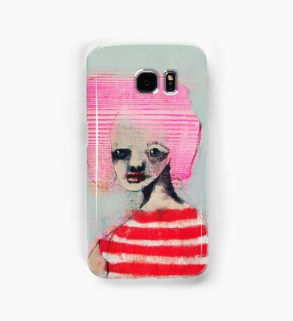Marine stripes Samsung Galaxy Case/Skin