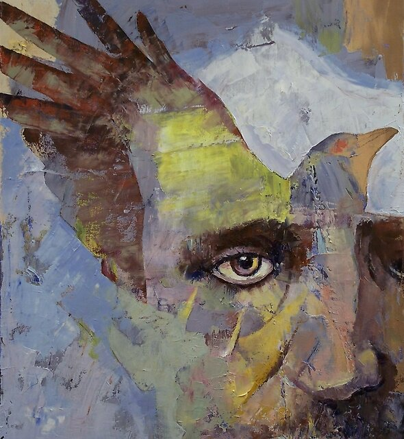 Poe by Michael Creese