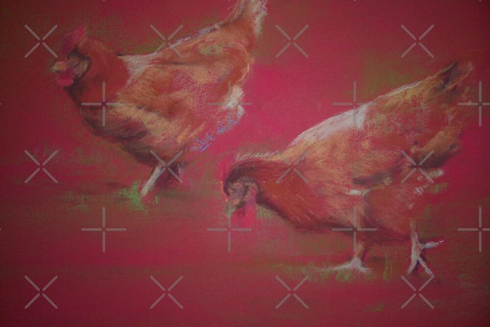 Chooks by Wendi Seymour