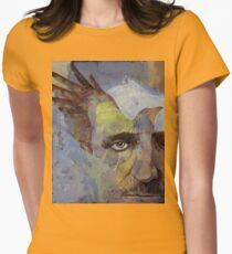 Poe Womens Fitted T-Shirt