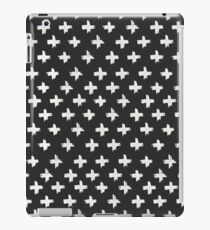 Swiss Cross at Midnight iPad Case/Skin
