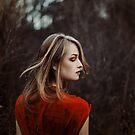 autumn dress by LauraZalenga