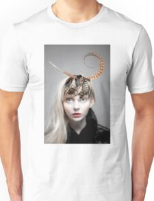 The Wood Nymph Hat Unisex T-Shirt