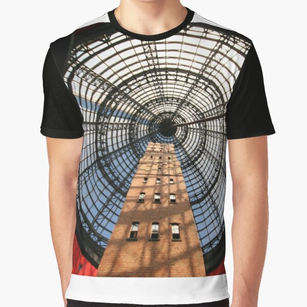 Melbourne Shot Tower Graphic T-Shirt