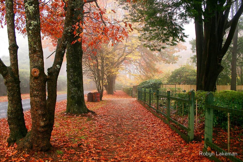 Sherbrooke by Robyn Lakeman