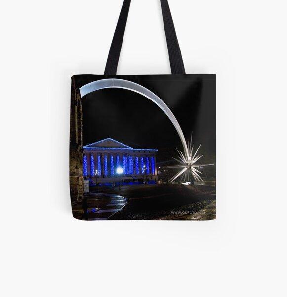 Stella Cometa, Verona, Italy All Over Print Tote Bag